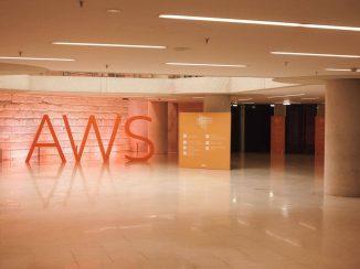 Piepschuim letters AWS 3