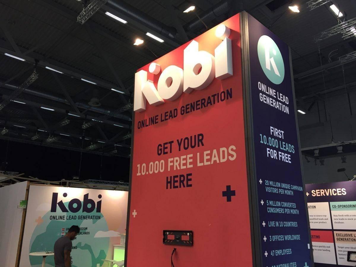 Piepschuim logo Kobi Digital