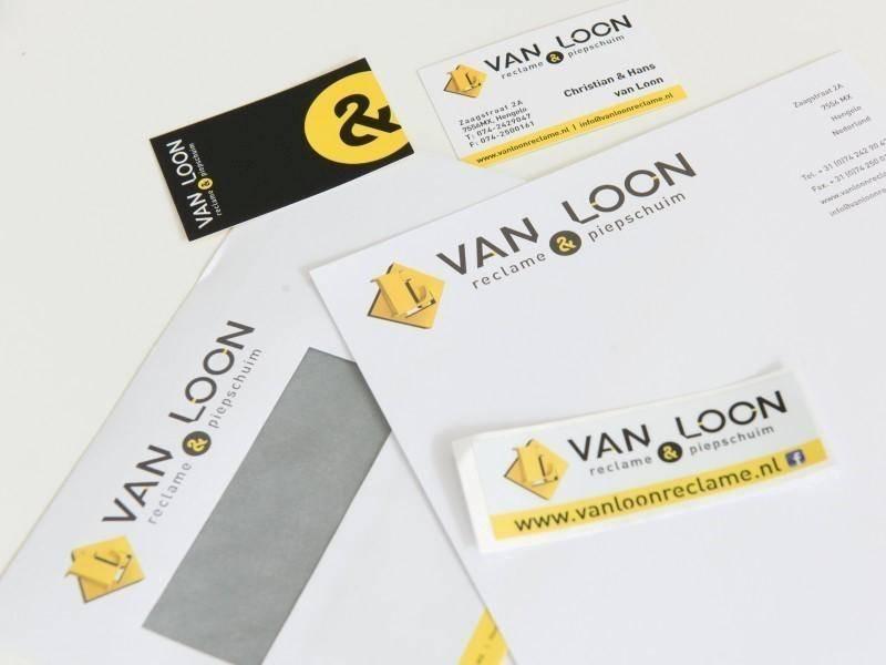 Drukwerk Van Loon Reclame