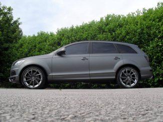 Carwrap Audi Q7