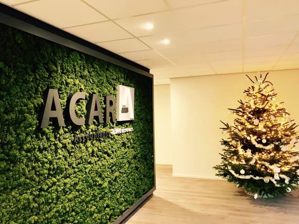 Entree bedrijfspand Acar Accountants & Adviseurs