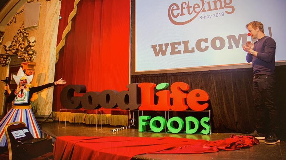 Piepschuim logo GoodLife Foods