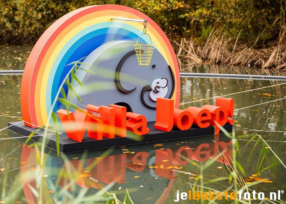 Piepschuim logo Villa Joep!